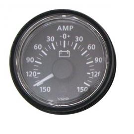 AMPEROMETRO 150A NERO