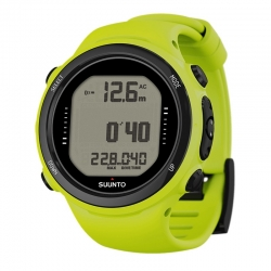 SUUNTO D4i NOVO LIME with USB