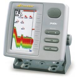 Sonar CONDOR 340 - 200 khz a colori