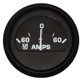 AMPEROMETRO 60-0-60 BIANCO